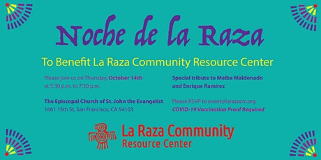 Noche De La Raza Gala 2021 tickets