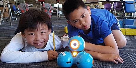 Coding with Robots -  in-person camp tickets