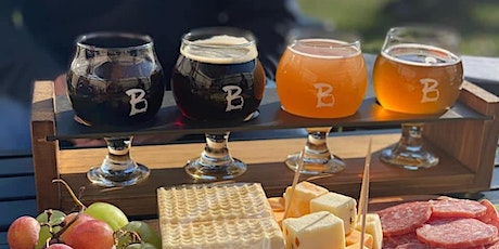 Paint & Pour at Barnstable Brewing tickets
