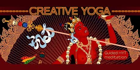 Creative Yoga: A New Thursday Night Series  (Live Stream) tickets