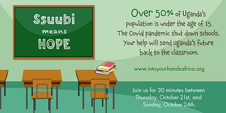 Ssuubi Means Hope – Fall Event tickets