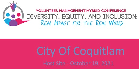 Volunteer Managers Conference:  Diversity, Equity and Inclusion tickets