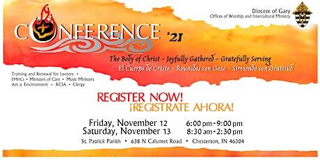 Conferencia '21 - Evento Español tickets