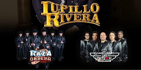 Lupillo Rivera En Concierto, Raza obrera y Guardianes del Amor tickets