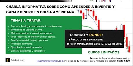Copia de Charla informativa sobres Trading de Acciones Americanas entradas