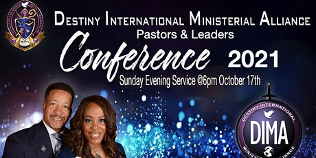 D.I.M.A. Conference 2021 (Sunday Evening Service) tickets