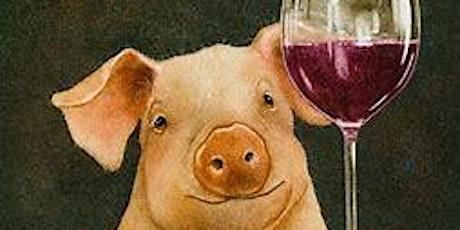 Wine and Swine with Wine Sensation tickets