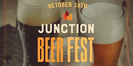 Junction Beer Festival tickets