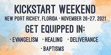 Kickstart Weekend tickets