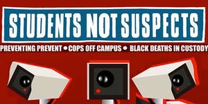 Students Not Suspects: London