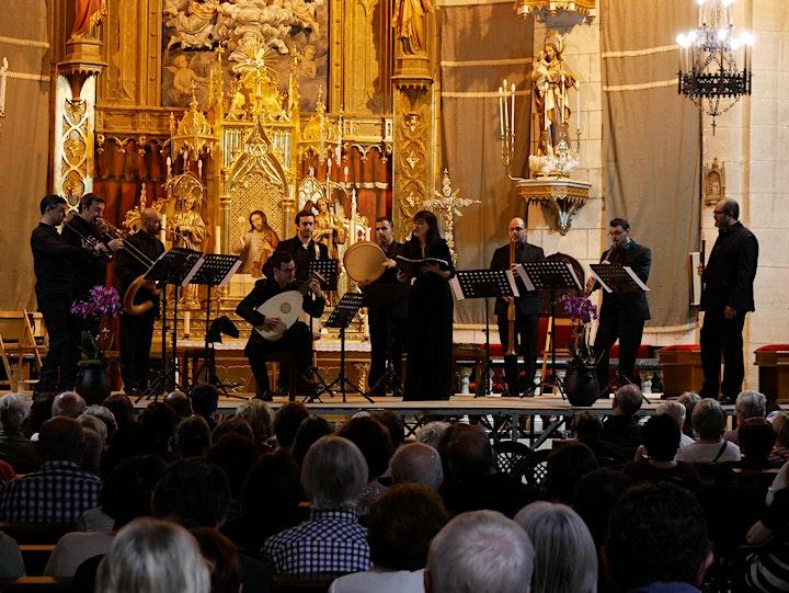 """Imagen de Abonament 3 concerts del 7é Festival de Música Antiga """"La Vila del Joy"""""""