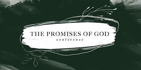 The Promises of God Conference tickets