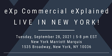 Commercial Real Estate Meet and Greet | @ New York tickets