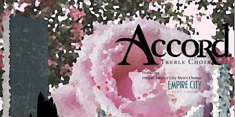 Accord Treble Choir Fall 2021 Concert: Love is a Sickness tickets