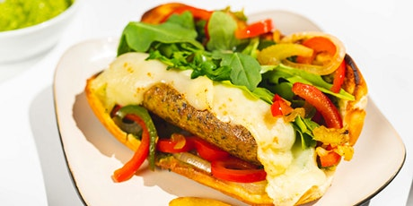 FREE Virtual Cooking Class: Sausage Sub Sandwiches tickets