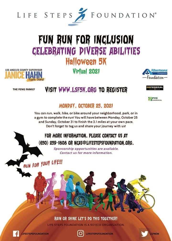 Fun Run for Inclusion: Celebrating Diverse Abilities image