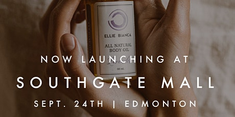 Ellie Bianca Grand Launch at Hudsons Bay Southgate Mall, Edmonton tickets