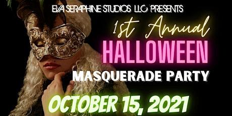 Eva Seraphine Presents The First Annual Halloween Masquerade tickets