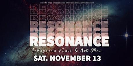 RESONANCE [ FALL SHOW - MINNEAPOLIS ] tickets