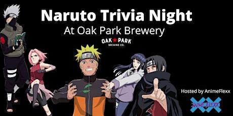 Naruto Trivia Night tickets