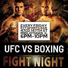 Friday Night - Fight Night tickets