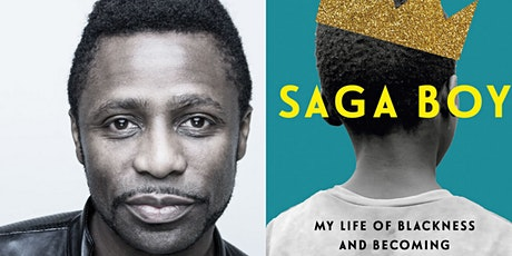 Author Antonio  Michael Downing presents SAGA BOY tickets