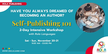 Become a Children's Book Author: Self-Publishing 101 tickets
