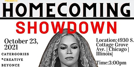 3rd Annual Home-Coming Showdown tickets