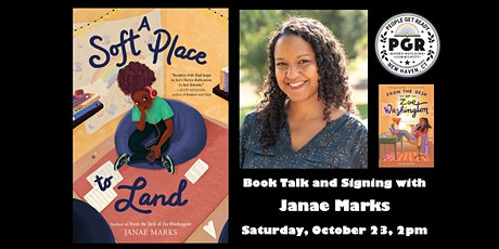 A Soft Place to Land: Book Talk with Janae Marks tickets