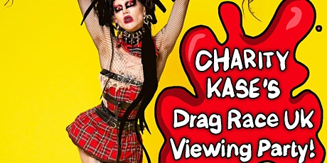 Charity Kase's Drag race viewing party tickets
