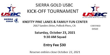Kick-Off Tournament tickets