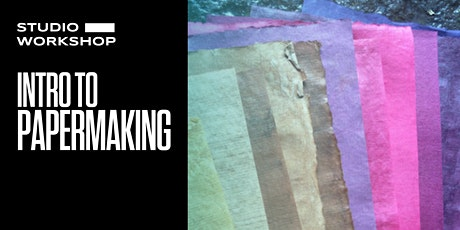 Introduction to Papermaking tickets