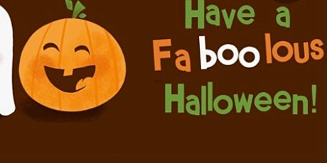 Fa - BOO - Lous Hallowen Painting Party! tickets