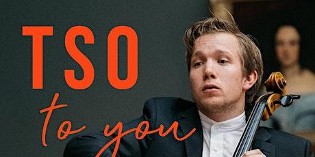 TSO TO YOU tickets