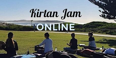 KIRTAN JAM! A Free Event! Online tickets