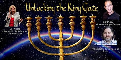Unlocking the King Gate tickets