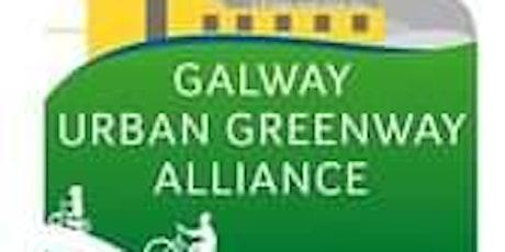 Galway urban greenway community cycle tickets