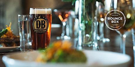 Innovation Beer Dinner tickets