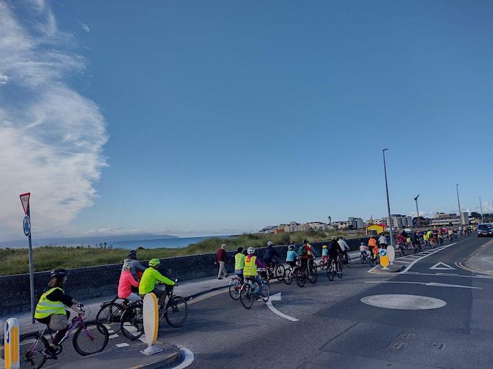 Galway urban greenway community cycle image