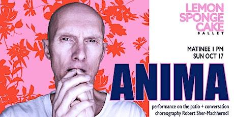 ANIMA tickets