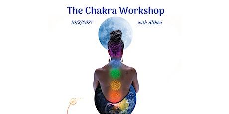 The Chakra Workshop tickets