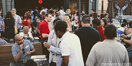 Professionals 'PATIO' Networking Social tickets