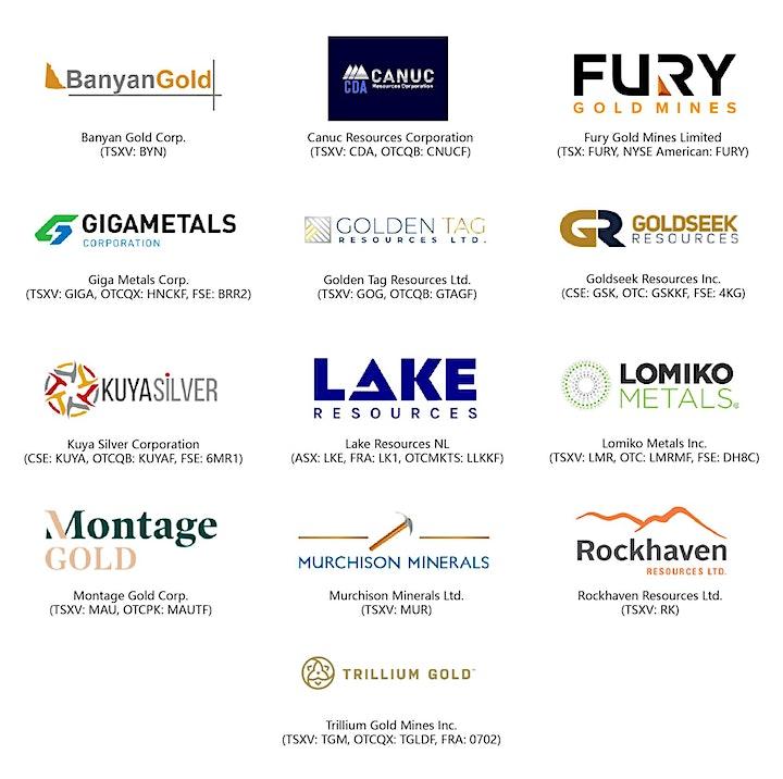 2021年GCFF线上投资会议 – 国际资源投资大会 image