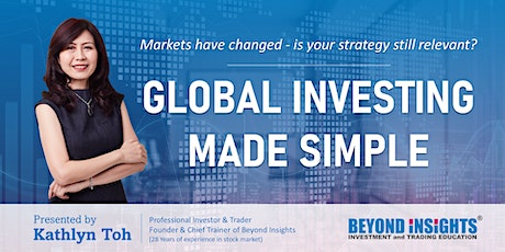 Become A Versatile Trader / Investor In The Global Stock Market. tickets