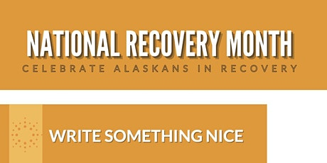 Celebrate National Recovery Month! tickets