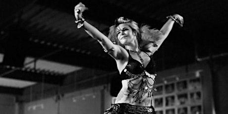 Jill Parker Saturdays in October Single Tickets - Fusion FUNdamentals tickets