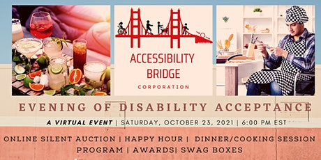 Accessibility Bridge Corporation's Evening of Disability Acceptance tickets