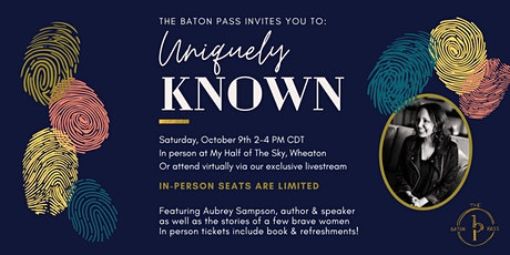 Uniquely KNOWN tickets