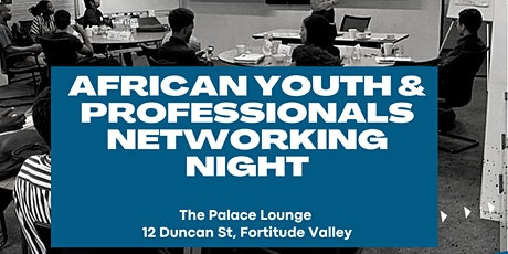 African Youth & Professionals Networking Night tickets