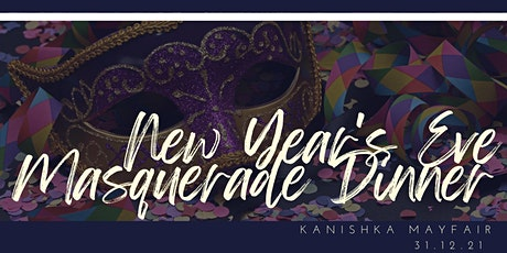 New Year's Eve Masquerade Dinner with DJ all night long tickets